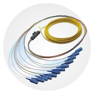 ribbon fiber assemblies